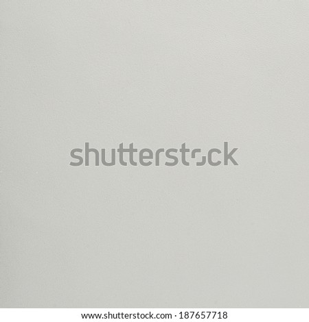 Closeup detail of white leather background or texture. - stock photo