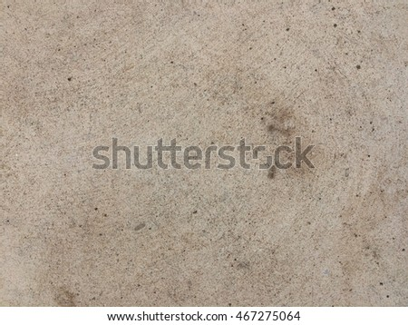 Closeup dirty brown concrete floor texture background