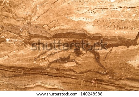 Closeup of a granite stone slab, background - stock photo