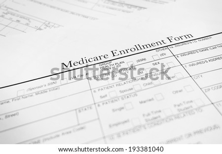 Medicare Form Stock Images, Royalty-Free Images & Vectors ...