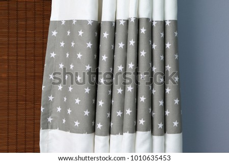 Bamboo Curtains Stock Images Royalty Free Images