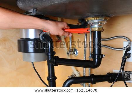 Tighten Kitchen Sink Drain Tool