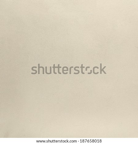 Closeup of beige leather texture background. - stock photo