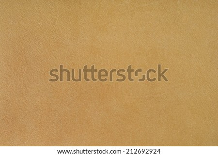 Closeup of detailed brown leather texture
