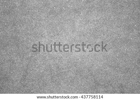 Closeup of grey granite texture background - stock photo