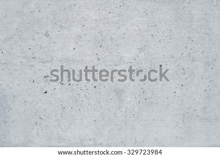 Closeup of grungy grey concrete wall background - stock photo