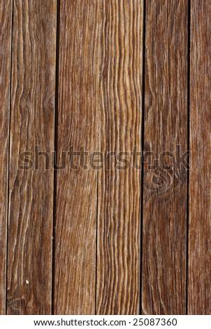 Closeup of rustic wood - stock photo