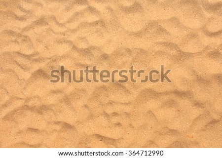 closeup of sand of a beach , close up view beach sand background - stock photo