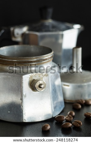 Brewing Vessel For Coffee Stock Photos, Royalty-Free Images & Vectors - Shutterstock