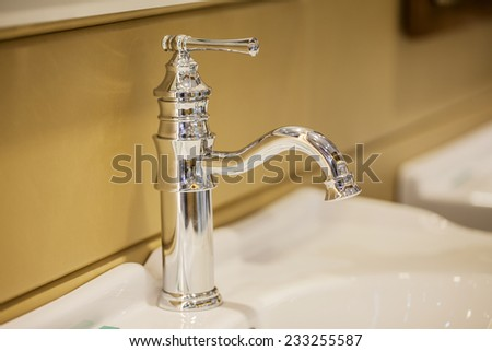 Leaking tub faucet fix