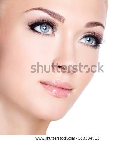 False Eyelashes Stock Images, Royalty-Free Images & Vectors ...