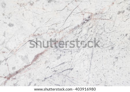 Closeup surface crack marble floor texture background