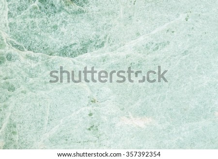 Closeup surface marble stone pattern at the color marble stone wall texture background , abstract green marble stone wall , green jade pattern - stock photo