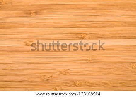 closeup texture of bamboo surface - stock photo
