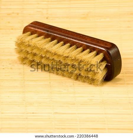 Clothes brush  - stock photo
