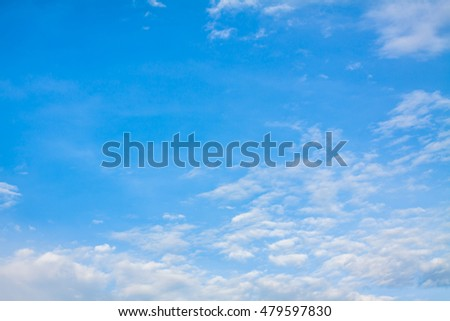 Cloud. Blue sky and clouds abstract illustration. blue sky and clouds background. blue sky backgrounds. clouds with blue sky .