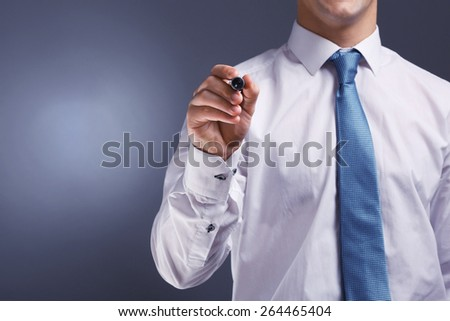 Cloud computing concept - stock photo