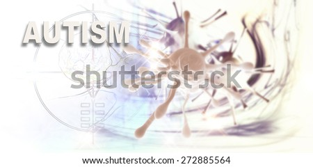 cloud of micro organism made in 3d software with word andropause - stock photo