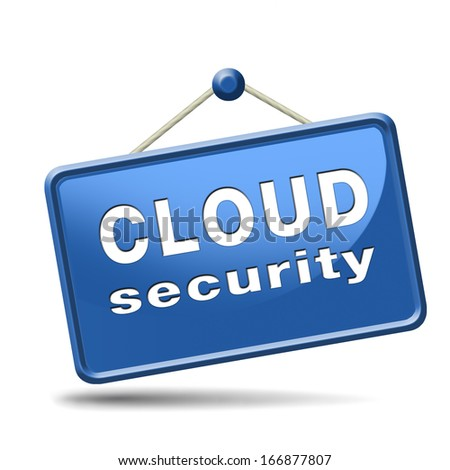 cloud security clouding computer platform safety for privacy and protection for hackers