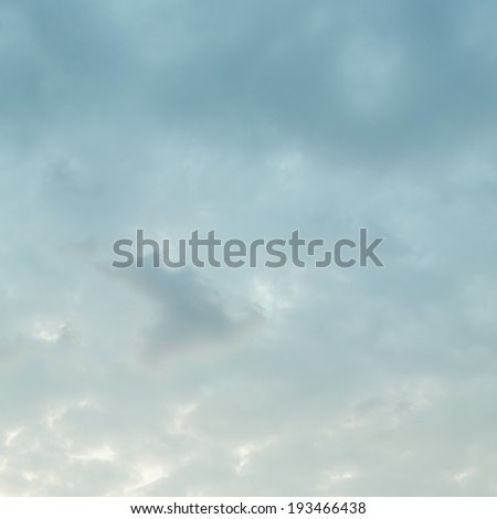 cloud texture background - stock photo