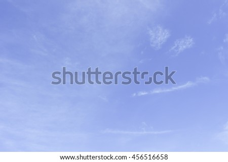 cloud with blue sky sky, blue, cloud, background, clear, light, brightly, bright, weather, white, view, summer, high, scenic, pattern, sunlight, condensation, day, scenery, skyline, freedom, open - stock photo