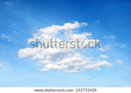 Clouds Landscape