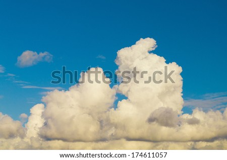 Cloudscape Divine Heaven Wallpaper