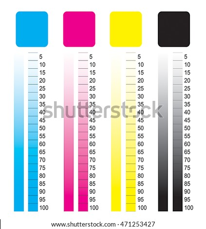 Color Chart Stock Images RoyaltyFree Images  Vectors  Shutterstock