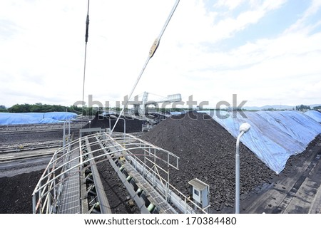 Coal mine - Electricity - Lignite Coal - Coal mine industry