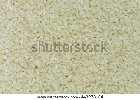 Coarse rice background