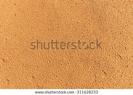 Coarse sand background texture. Macro of coarse sand grains