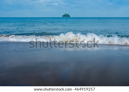 coast seaside seashore
