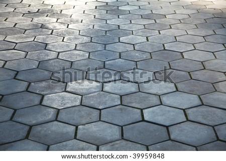 Cobblestone pavement paving stock photo 39959848 for Cobblestone shutters