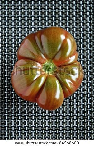 Coeur de boeuf tomato - stock photo