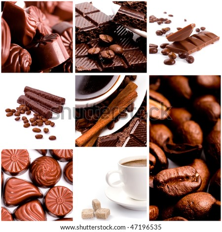 coffee and chocolate collection
