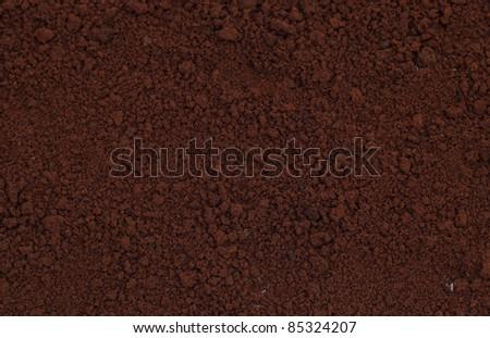 Coffee background - stock photo