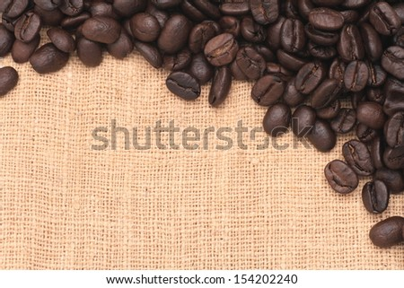 Coffee Beana - stock photo
