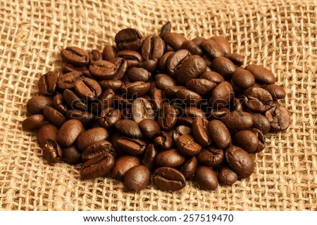 Coffee Beans/ Coffee Beans - stock photo