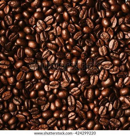 Coffee Beans./ Coffee Beans Background.