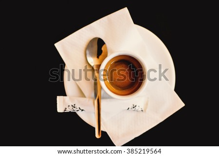 Coffee, Cup, Coffee Cup. - stock photo