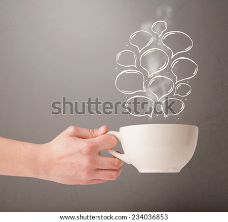 coffee speech This sample informative speech is on the topic of caffeine its beneficial effects and its negative effects i drink a lot of coffee, so i was wondering.