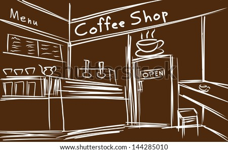 Coffee Shop Interior Stock Photos Images Pictures