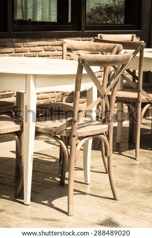 coffee shop - vintage effect style pictures