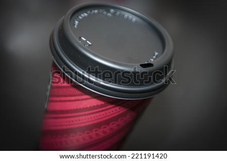 Coffee to go - stock photo