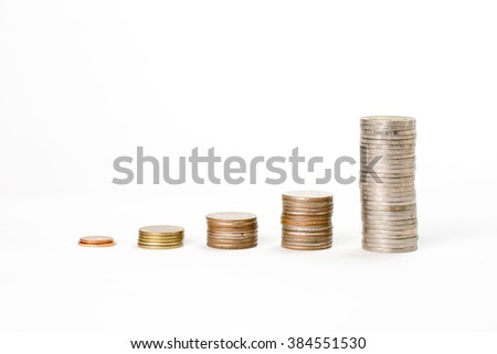 coin arrange as graph