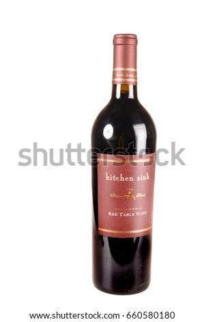 Colbert WA April 23 2017 Bottle Stock Photo (Royalty Free) 660580180 ...