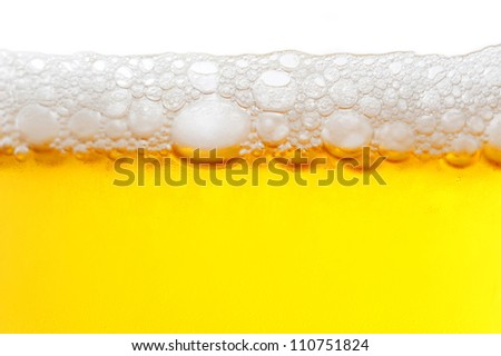 Cold beer - stock photo