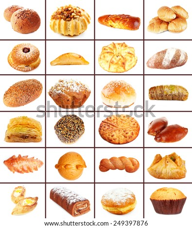 bakery food items images food