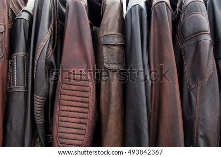 Leather Jacket Stock Images, Royalty-Free Images & Vectors ...