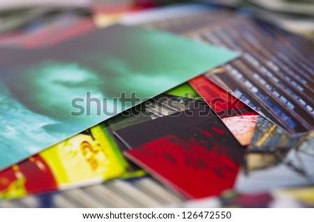Collection of Photos - stock photo